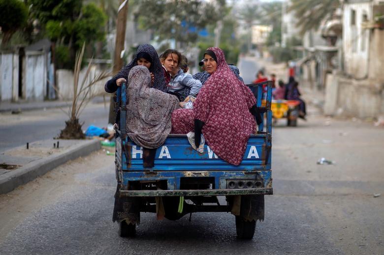 11 ngày chiến sự khốc liệt đốt nóng Trung Đông - 16