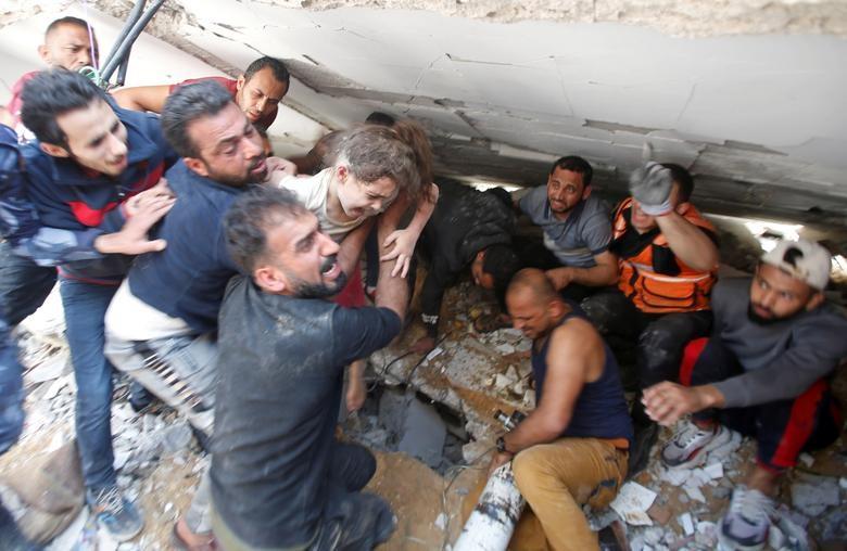 11 ngày chiến sự khốc liệt đốt nóng Trung Đông - 14