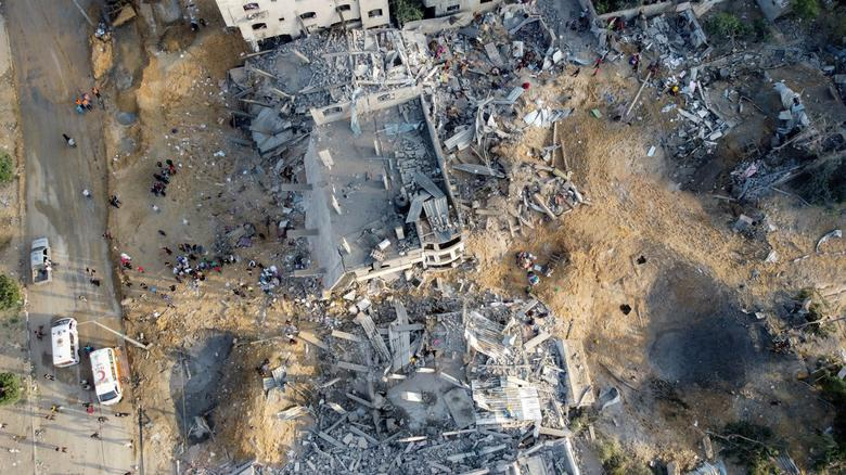 11 ngày chiến sự khốc liệt đốt nóng Trung Đông - 11