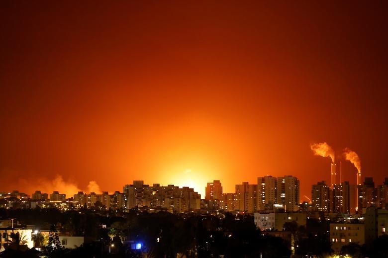 11 ngày chiến sự khốc liệt đốt nóng Trung Đông - 9