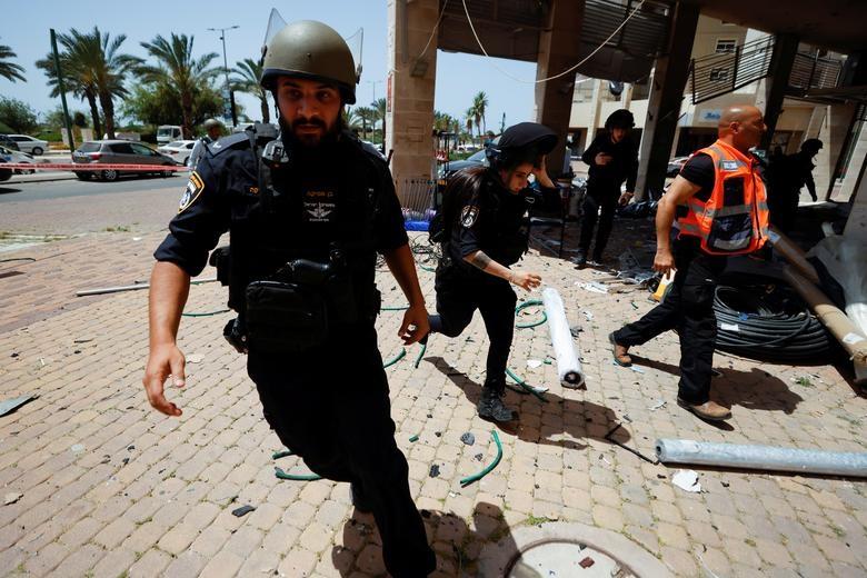 11 ngày chiến sự khốc liệt đốt nóng Trung Đông - 6
