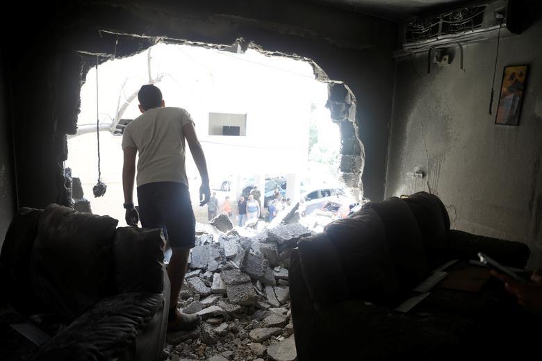 11 ngày chiến sự khốc liệt đốt nóng Trung Đông - 8