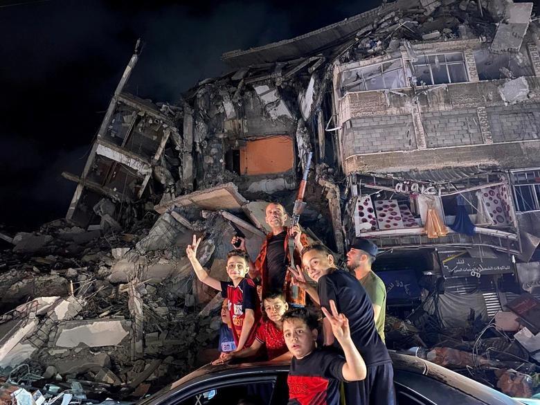 11 ngày chiến sự khốc liệt đốt nóng Trung Đông - 23