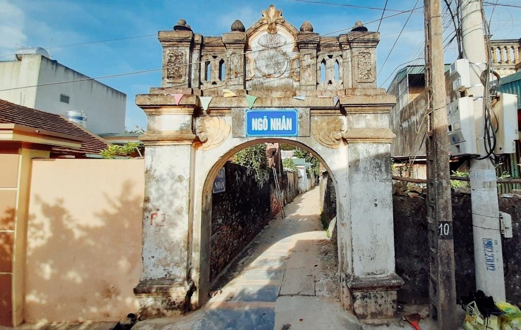 Nét bình dị nơi một trong 10 làng cổ đẹp nhất Việt Nam - 2
