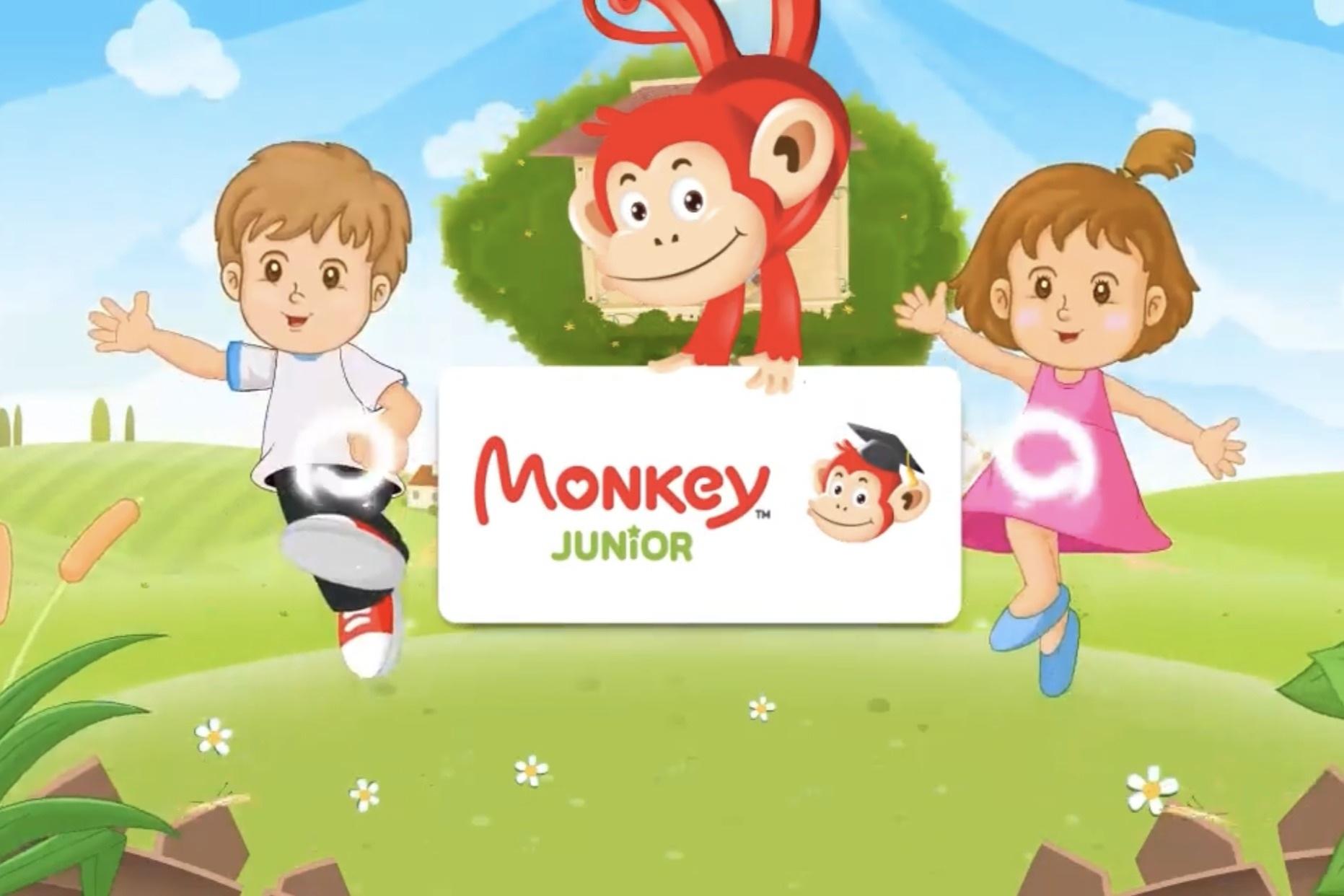 Monkey Junior lọt top 5 thế giới app học tiếng Anh cho trẻ