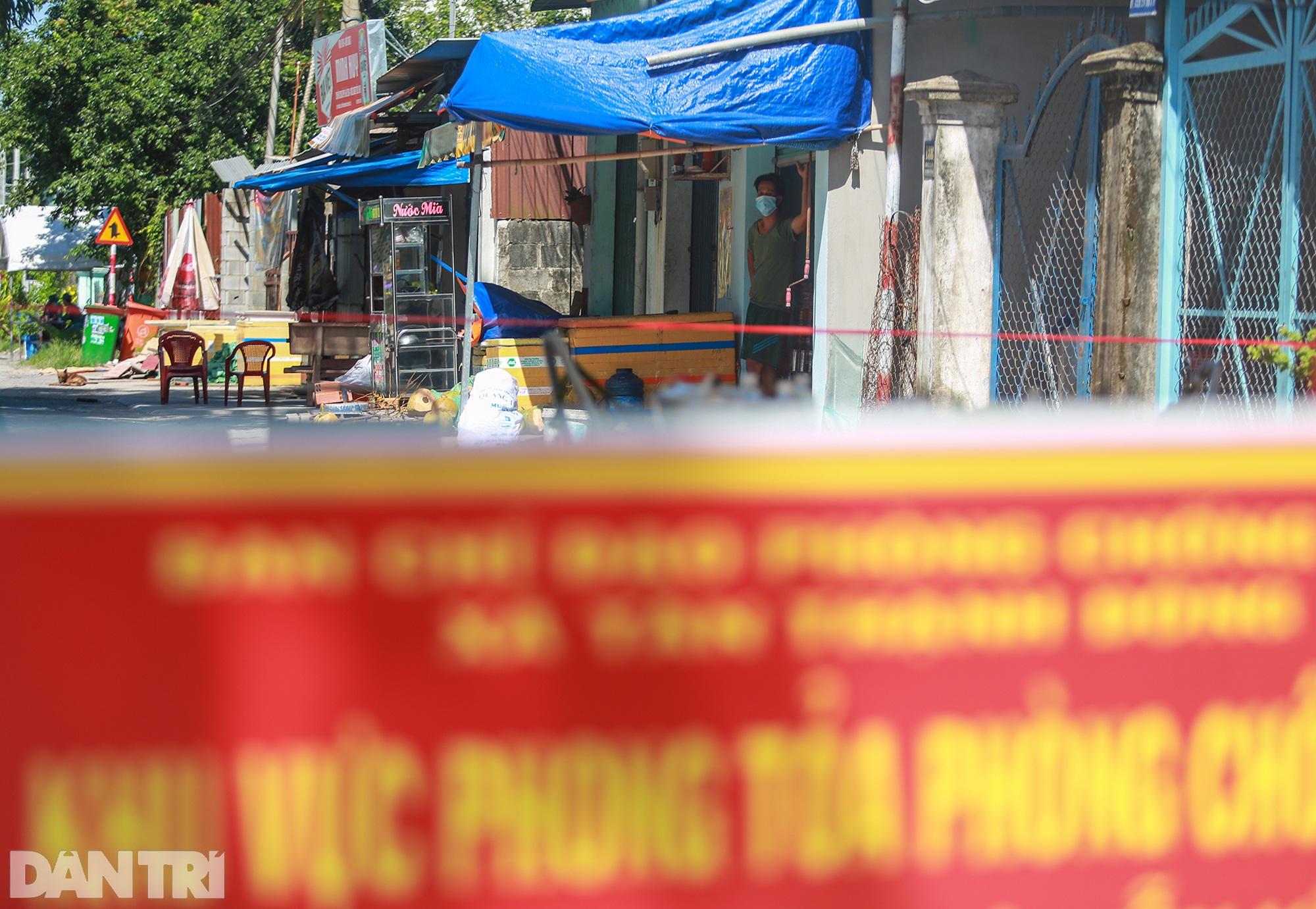 Phong tỏa ổ dịch có 16 ca nhiễm SARS-CoV-2 trong khu hơn 1.000 dân ở Củ Chi - 6