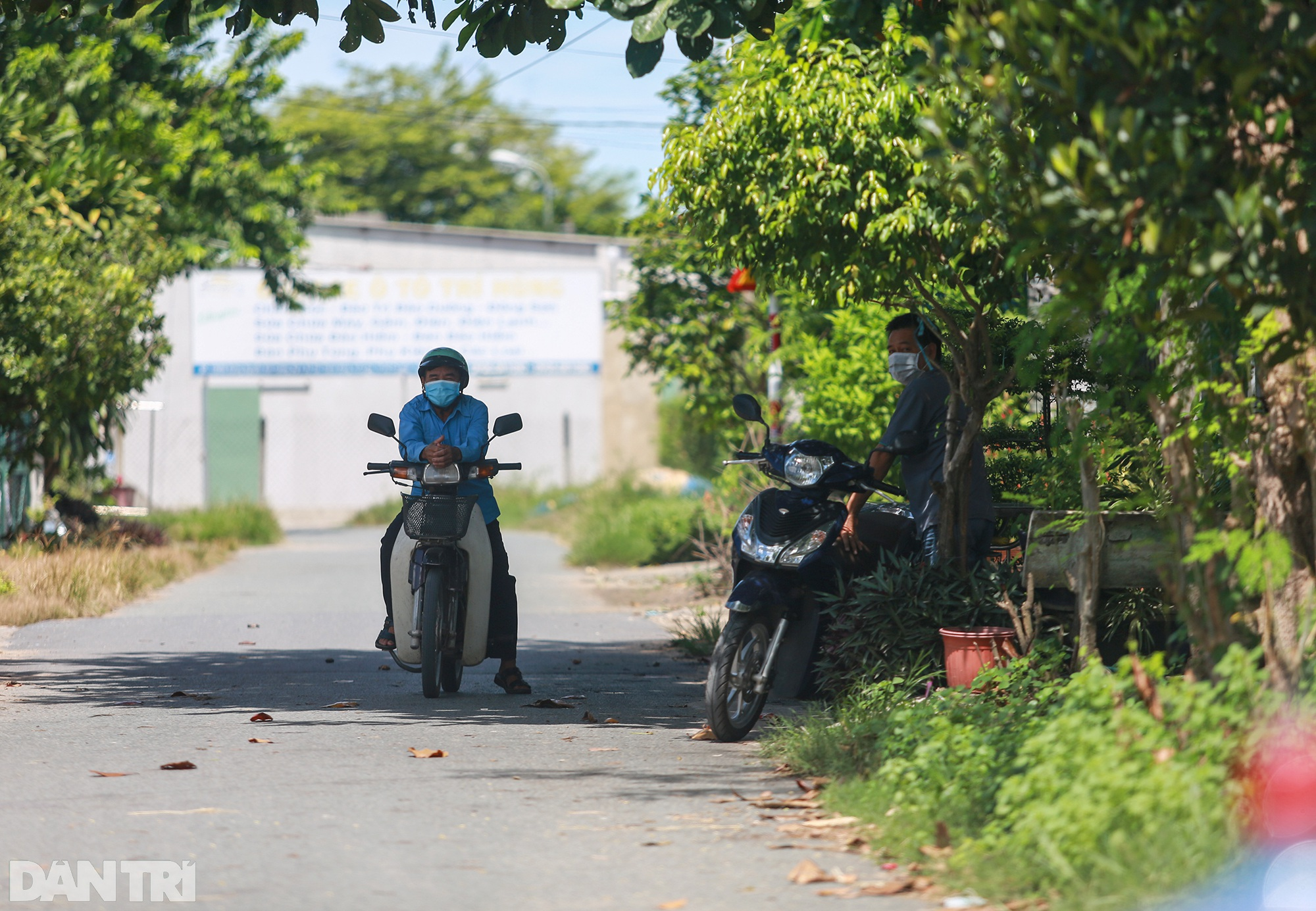 Phong tỏa ổ dịch có 16 ca nhiễm SARS-CoV-2 trong khu hơn 1.000 dân ở Củ Chi - 11