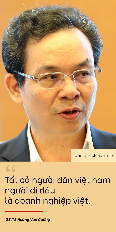 GS.TS Hoàng Văn Cường: Việt Nam muốn giàu mạnh, sứ mệnh đặt lên vai ai? - 6