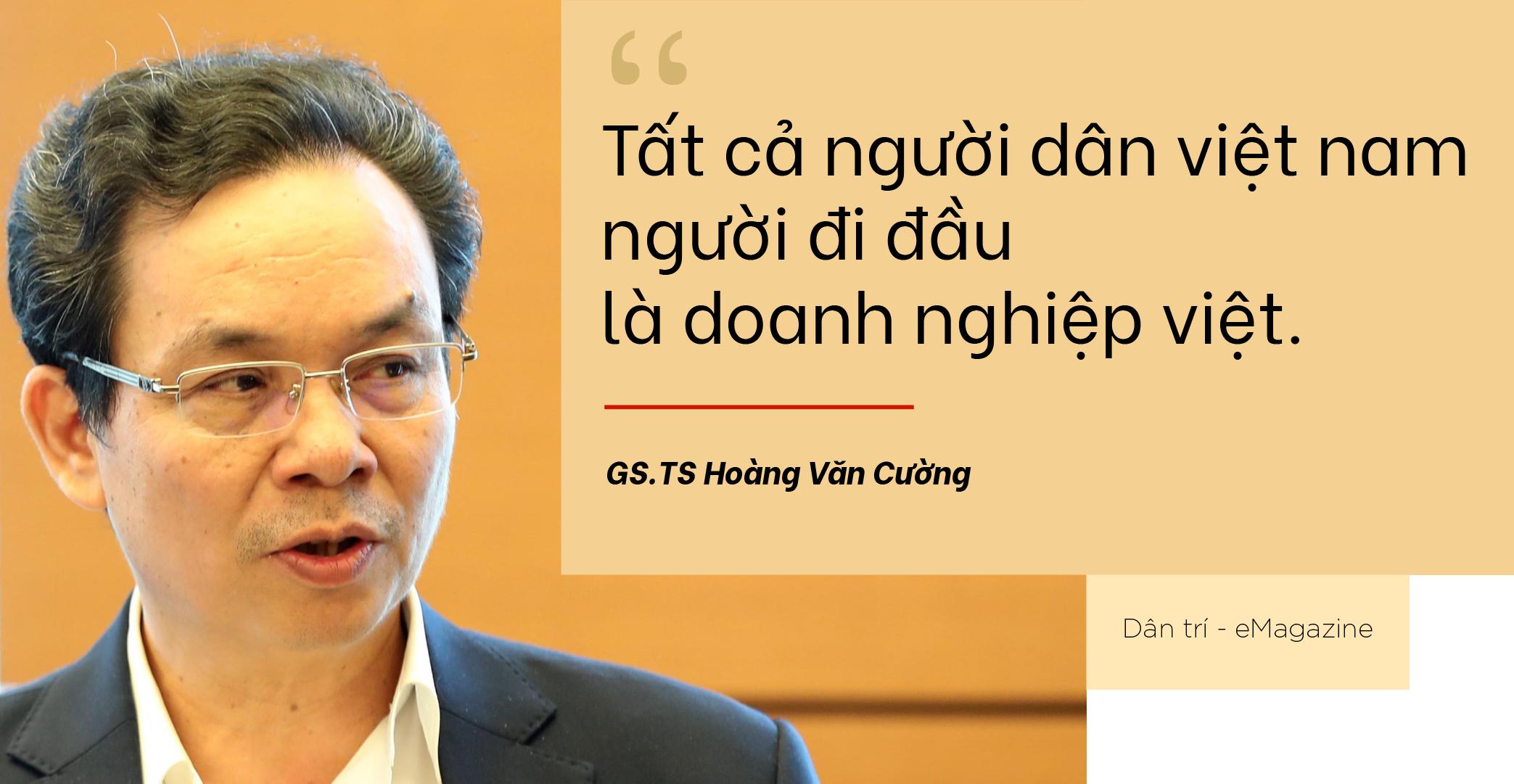 GS.TS Hoàng Văn Cường: Việt Nam muốn giàu mạnh, sứ mệnh đặt lên vai ai? - 5