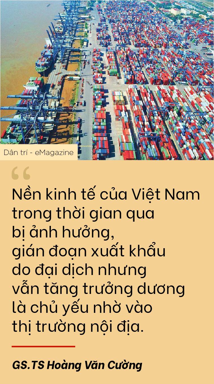 GS.TS Hoàng Văn Cường: Việt Nam muốn giàu mạnh, sứ mệnh đặt lên vai ai? - 3
