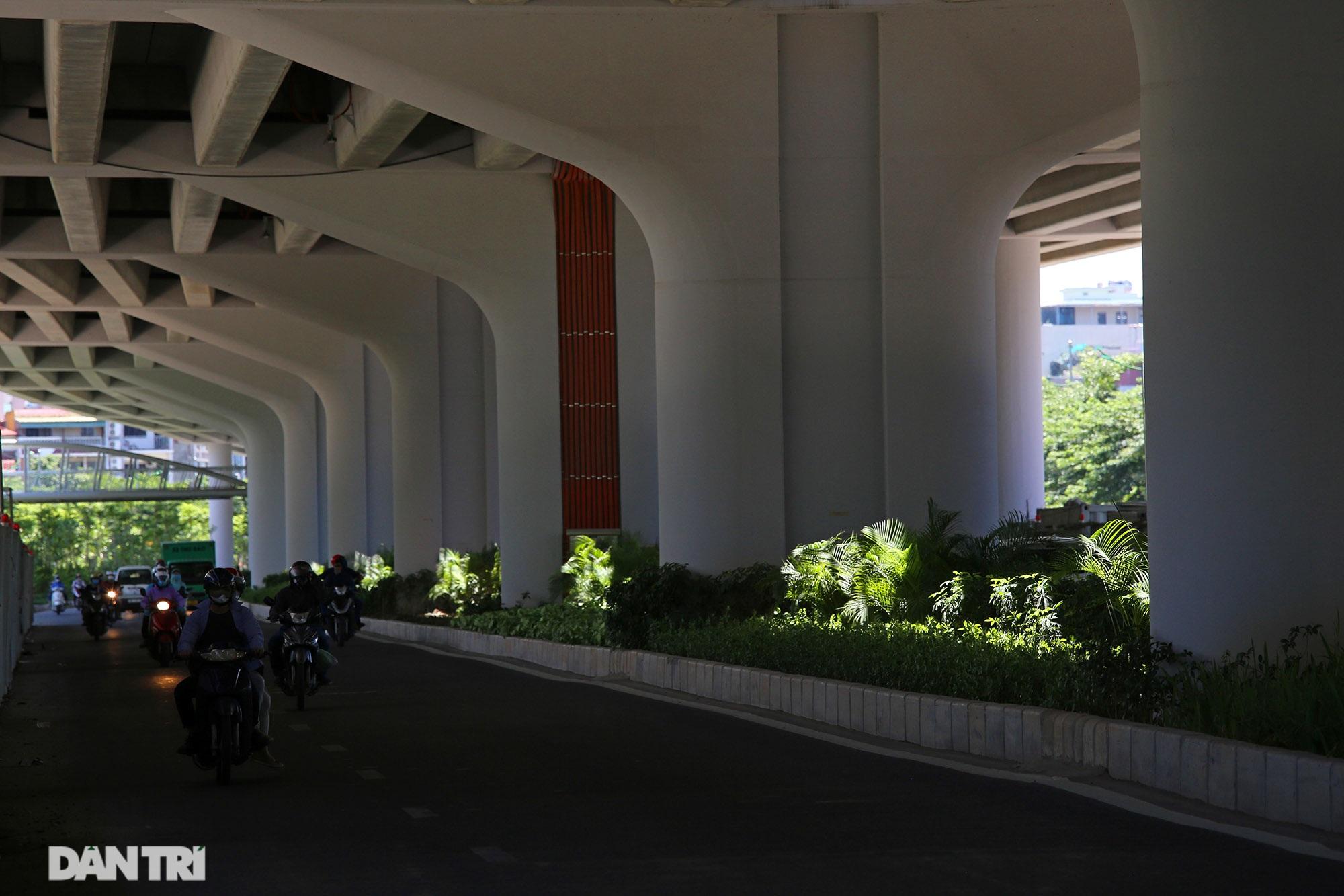 Con đường mát mẻ dài nhất Hà Nội giữa những ngày nắng nóng đỉnh điểm - 13