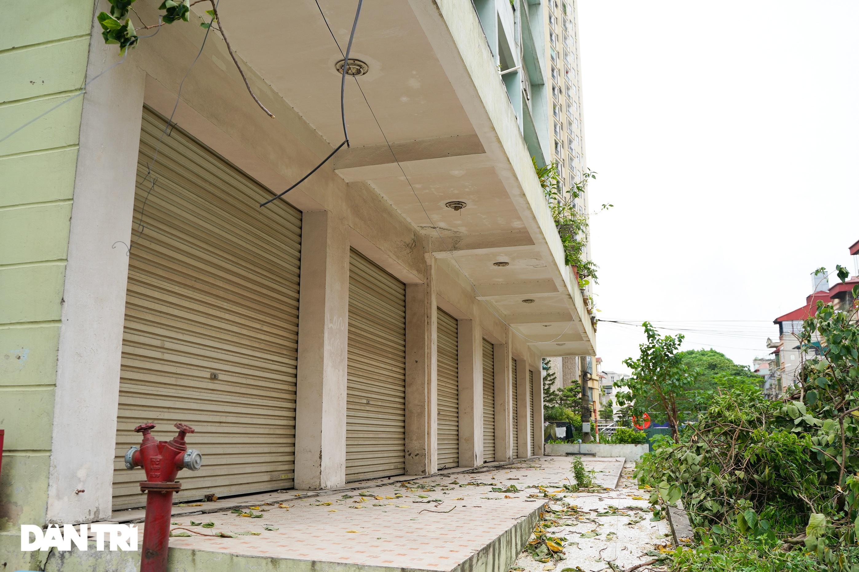Xót xa hàng loạt khu chung cư cao tầng ở Hà Nội bị bỏ hoang nhiều năm - 18