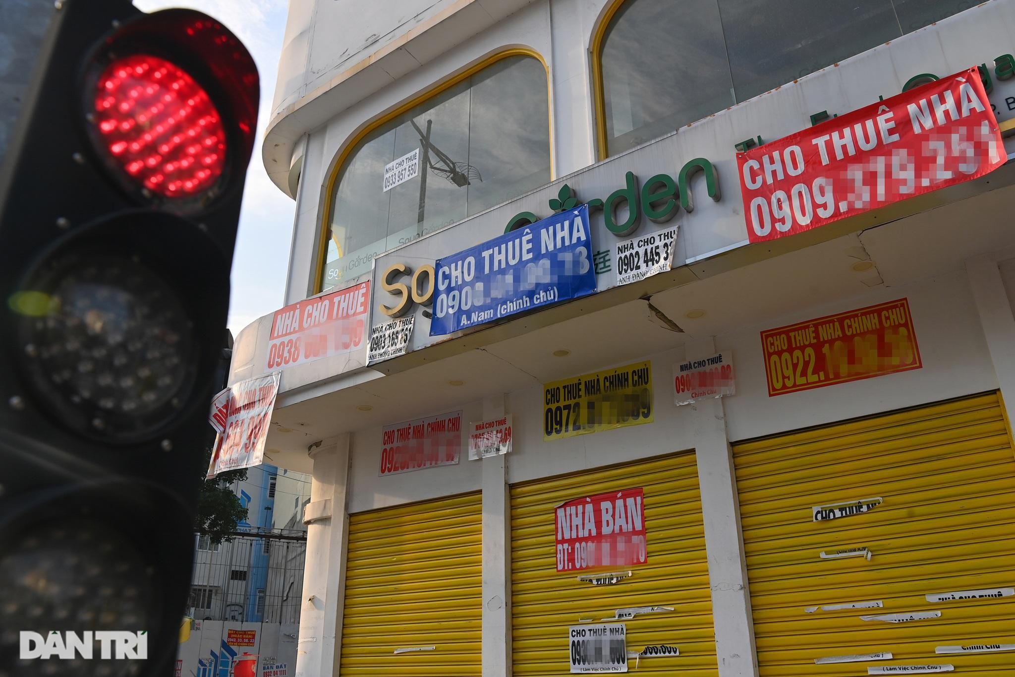Tràn ngập biển cho thuê, bán nhà trên các tuyến phố trung tâm Sài Gòn - 18