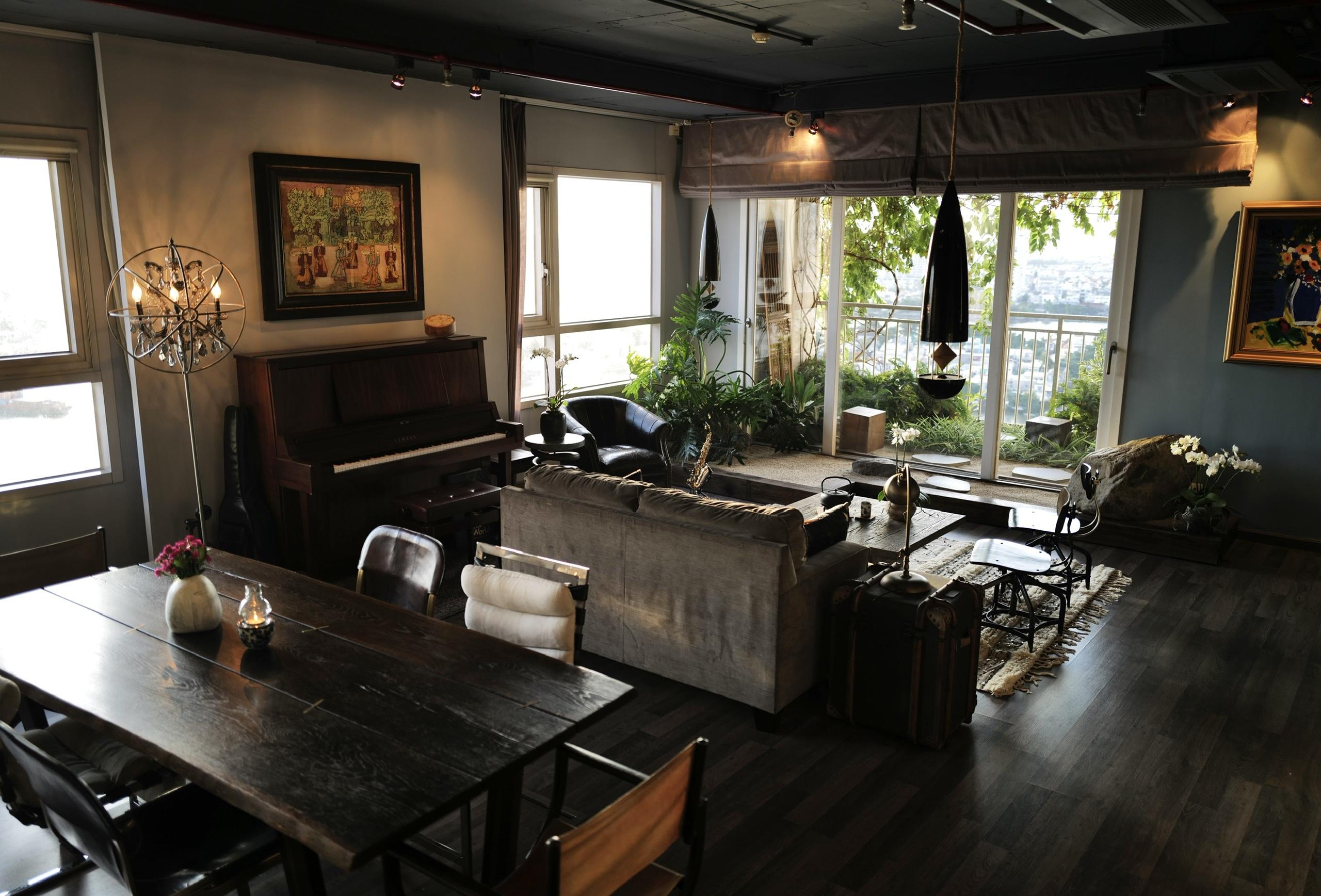 Cận cảnh căn hộ siêu sang nhưng đầy ấm cúng của ca sĩ Hồng Nhung - 2