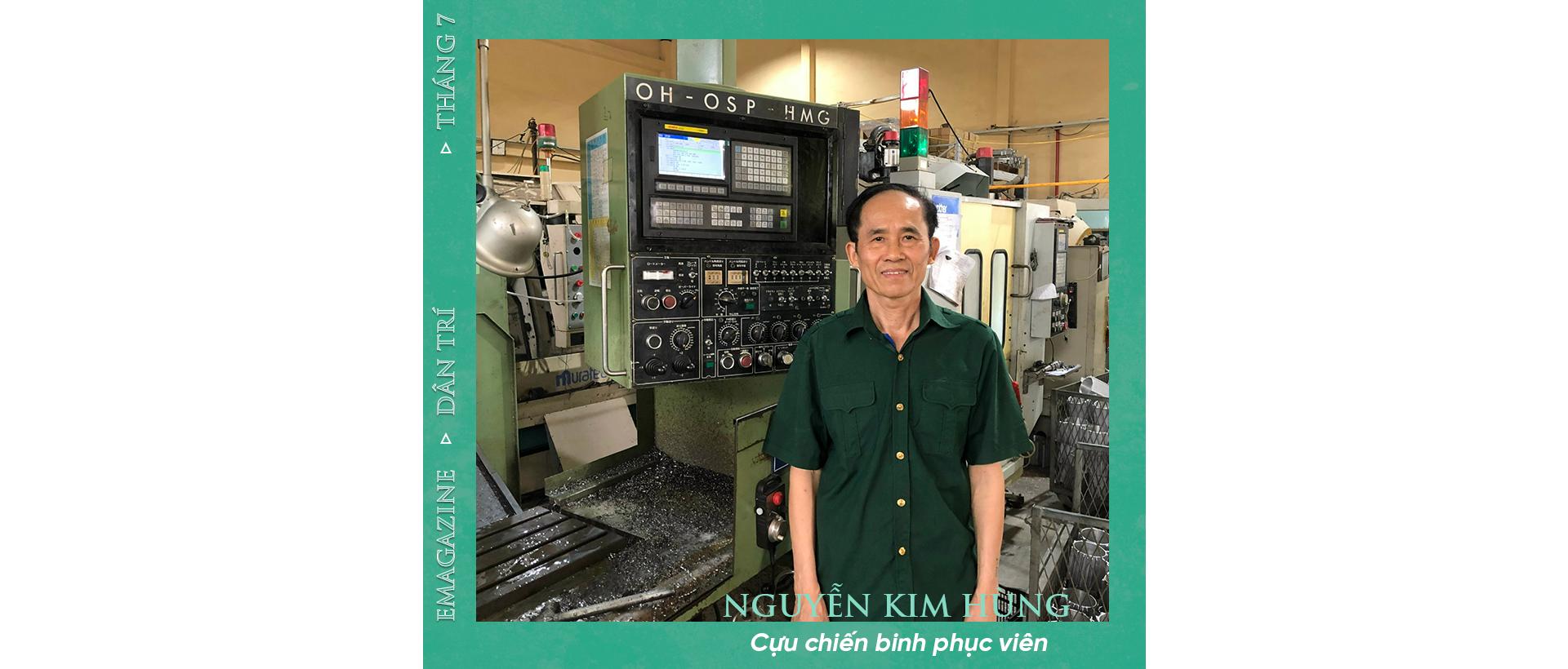 Gặp cựu chiến binh ở Bắc Ninh là nhà sáng chế của nông dân - 1