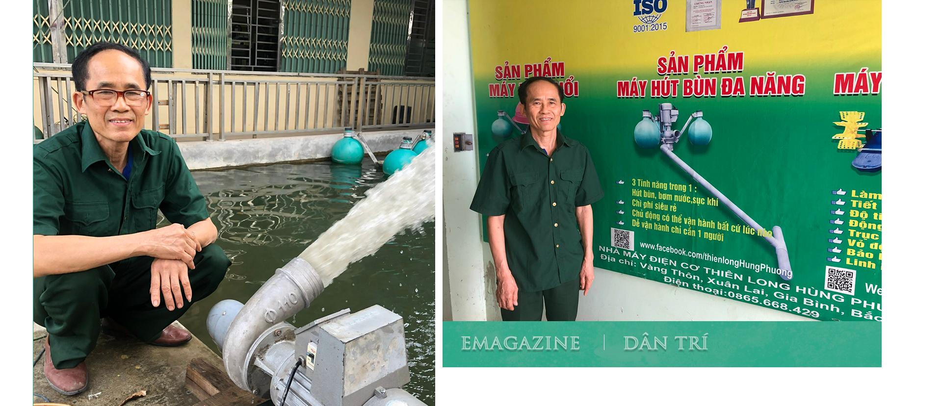 Gặp cựu chiến binh ở Bắc Ninh là nhà sáng chế của nông dân - 13