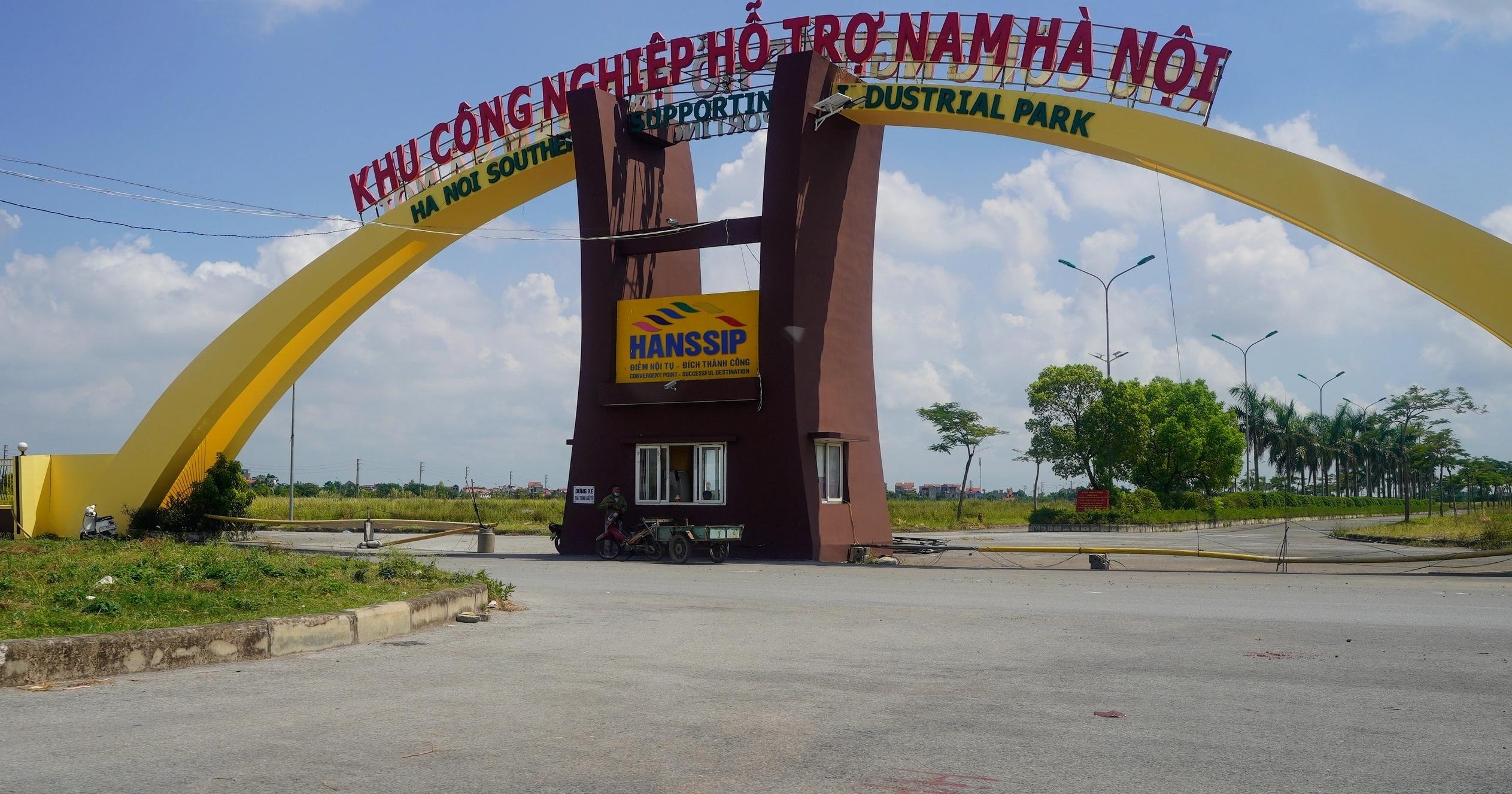Hiện trạng những khu công nghiệp ở ngoại thành Hà Nội - 4