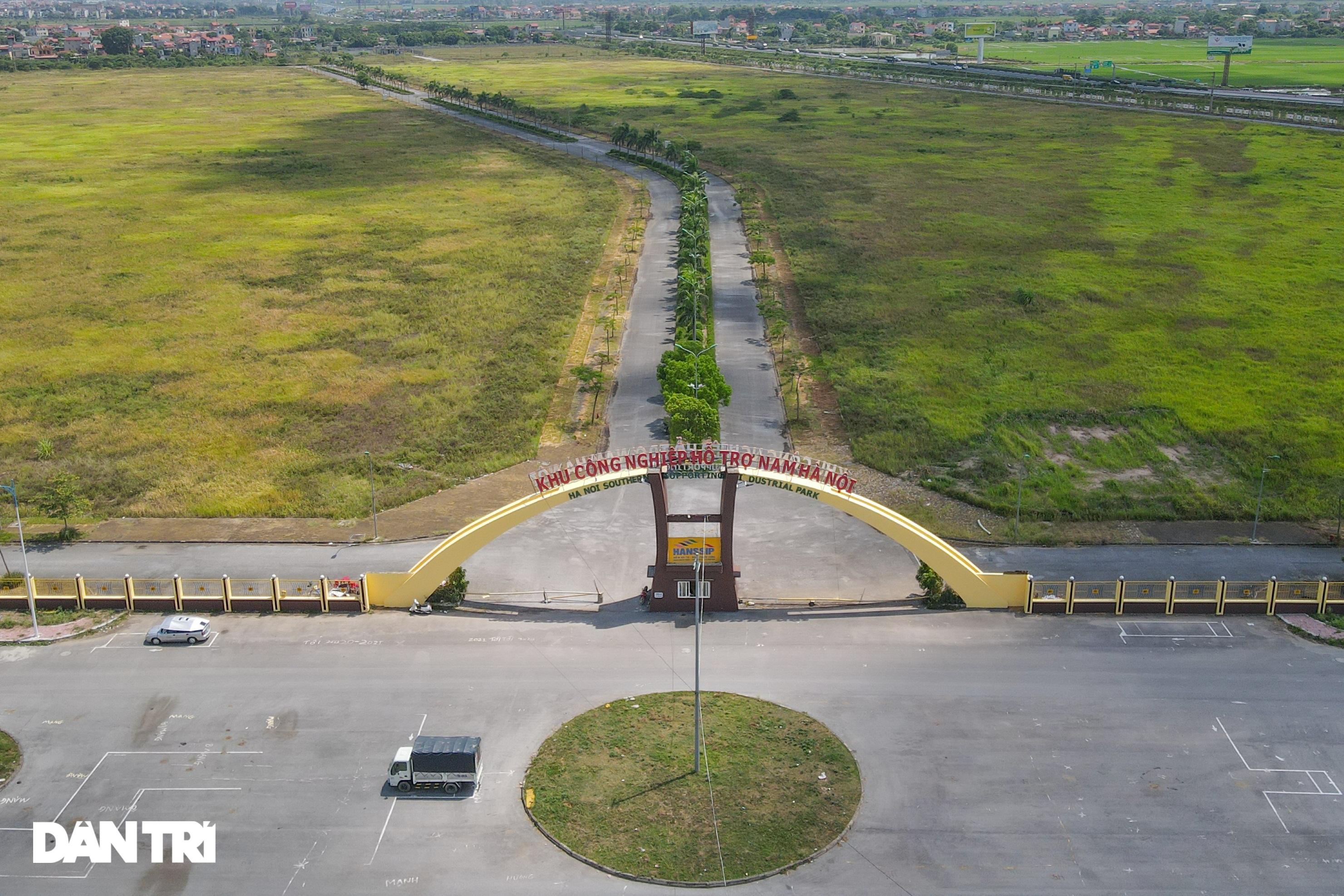 Hiện trạng những khu công nghiệp ở ngoại thành Hà Nội - 1