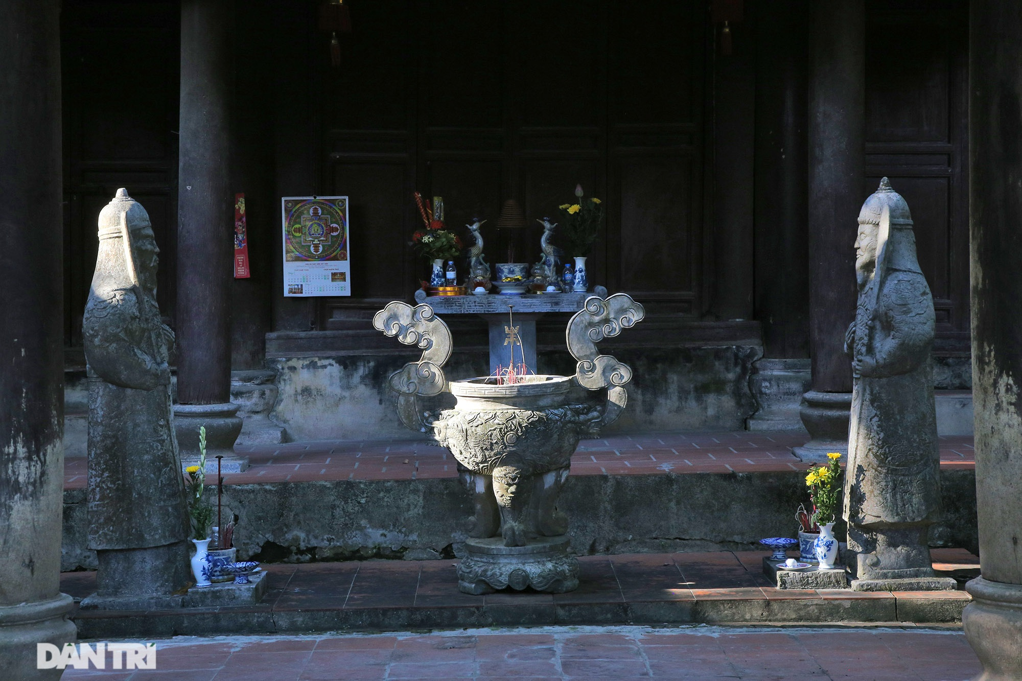 The famous thousand-year-old ancient village is now a rare treasure in Hanoi - 9