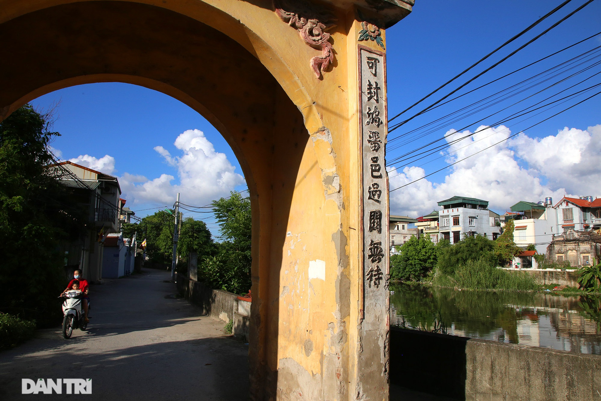 The famous and rich thousand-year-old ancient village is now a rare treasure in Hanoi - 11
