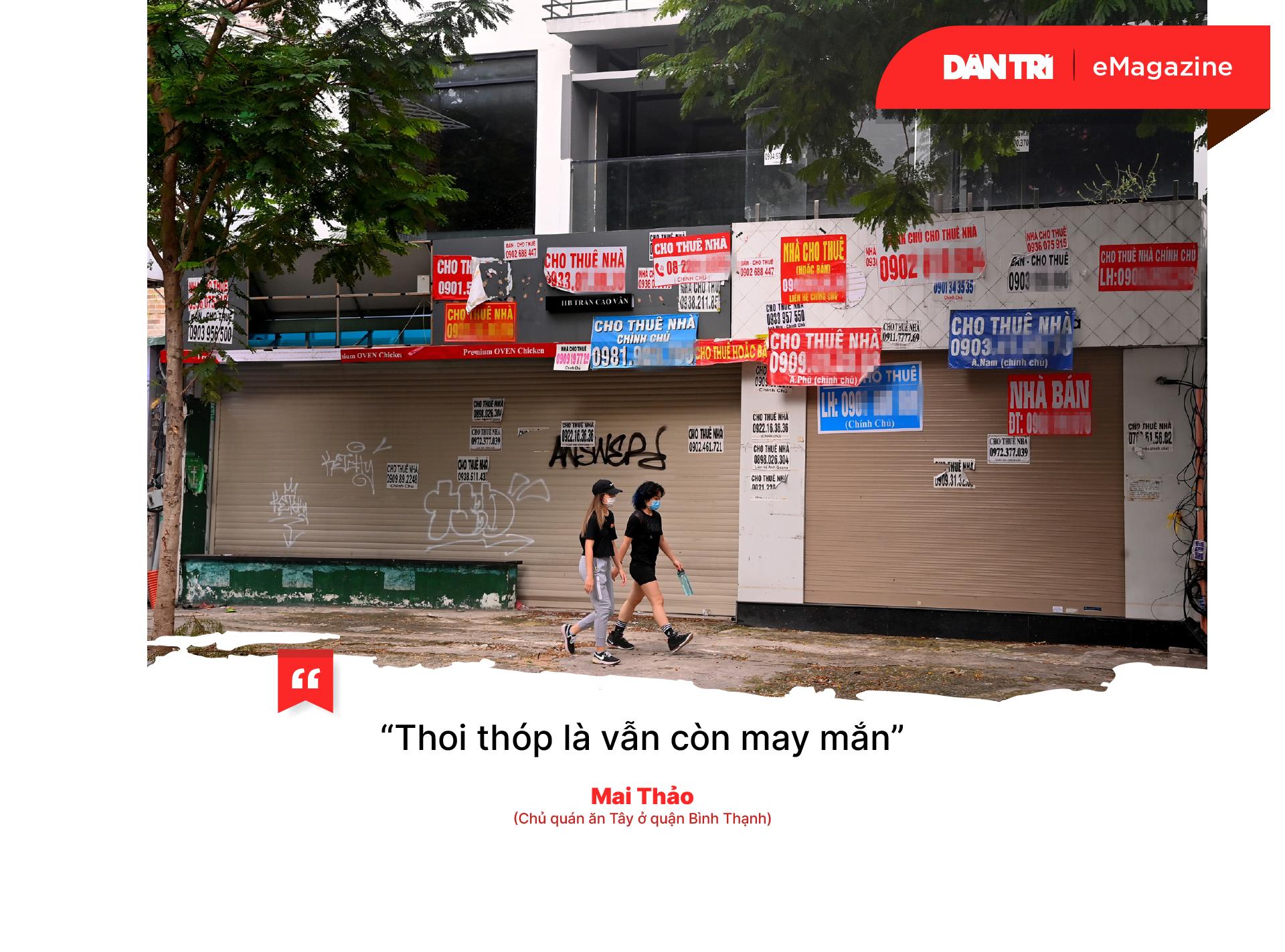 Hàng quán Sài Gòn kiệt sức, tiền nào đổ vào cũng bay - 7