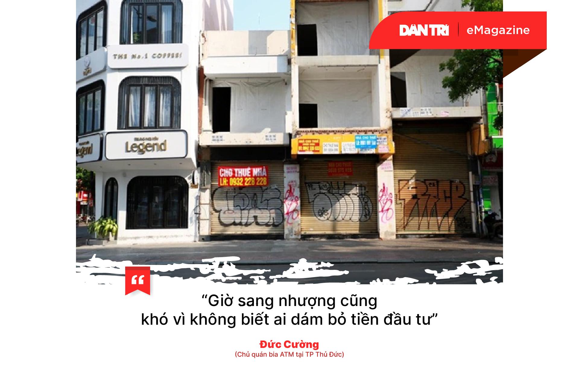 Hàng quán Sài Gòn kiệt sức, tiền nào đổ vào cũng bay - 13
