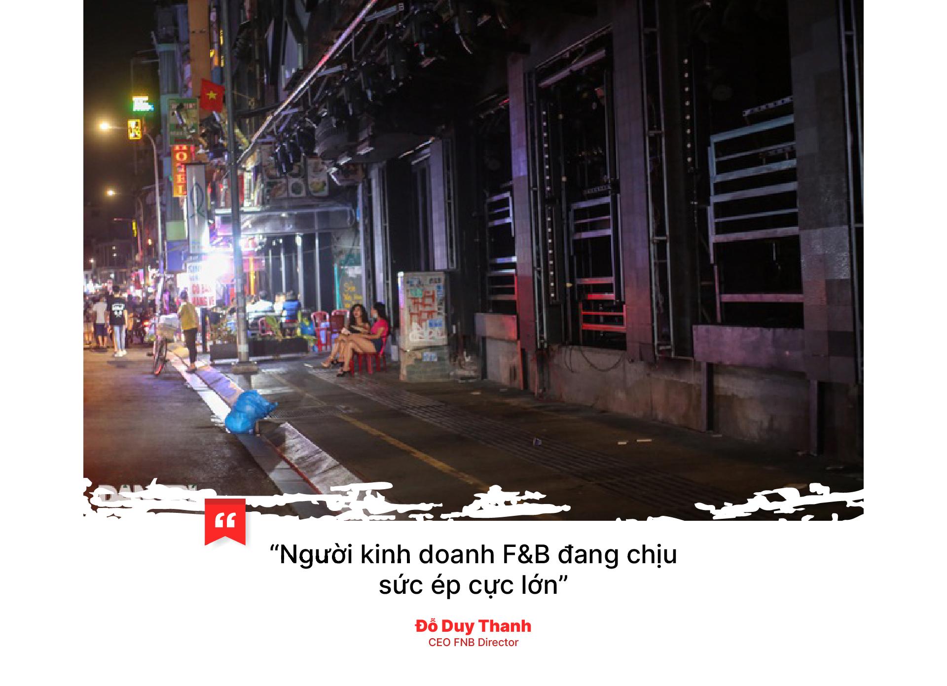 Hàng quán Sài Gòn kiệt sức, tiền nào đổ vào cũng bay - 17