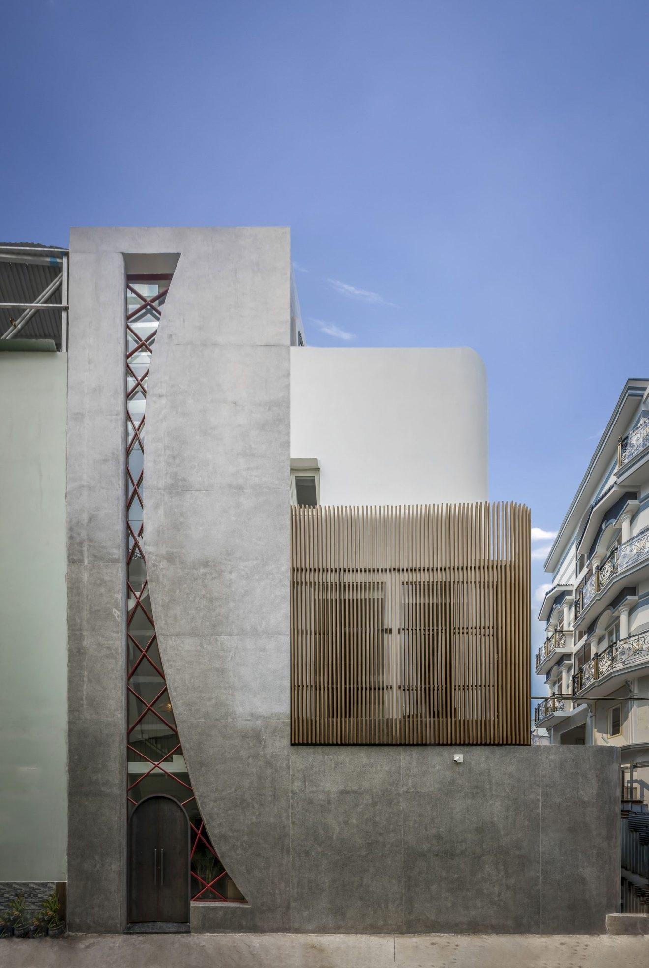 Nhà phố chỉ 48 m2 tuyệt đẹp của chàng trai độc thân ở Sài Gòn - 1