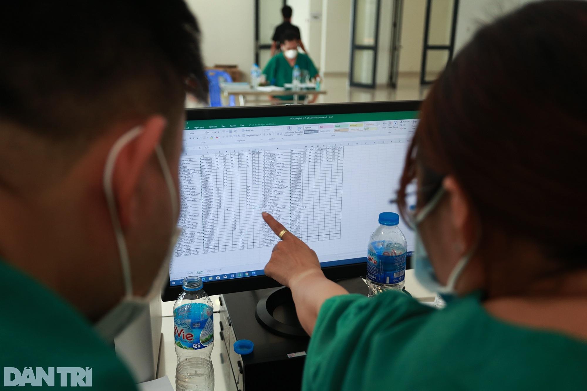 Một ngày bên trong Bệnh viện dã chiến lớn nhất TPHCM đang điều trị 3.400 F0 - 5