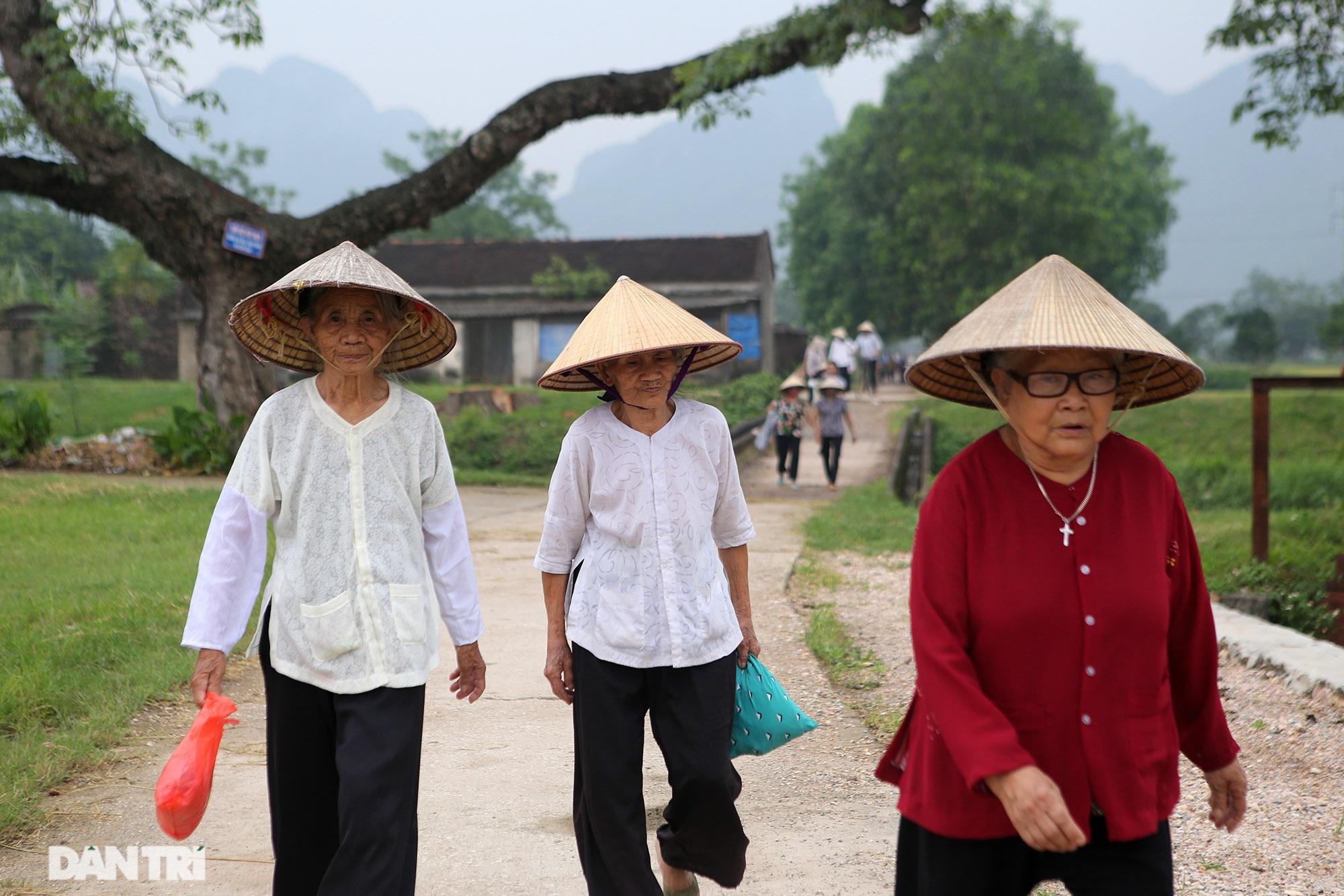 Bình yên những chiều quê ở ngoại thành Hà Nội - 4