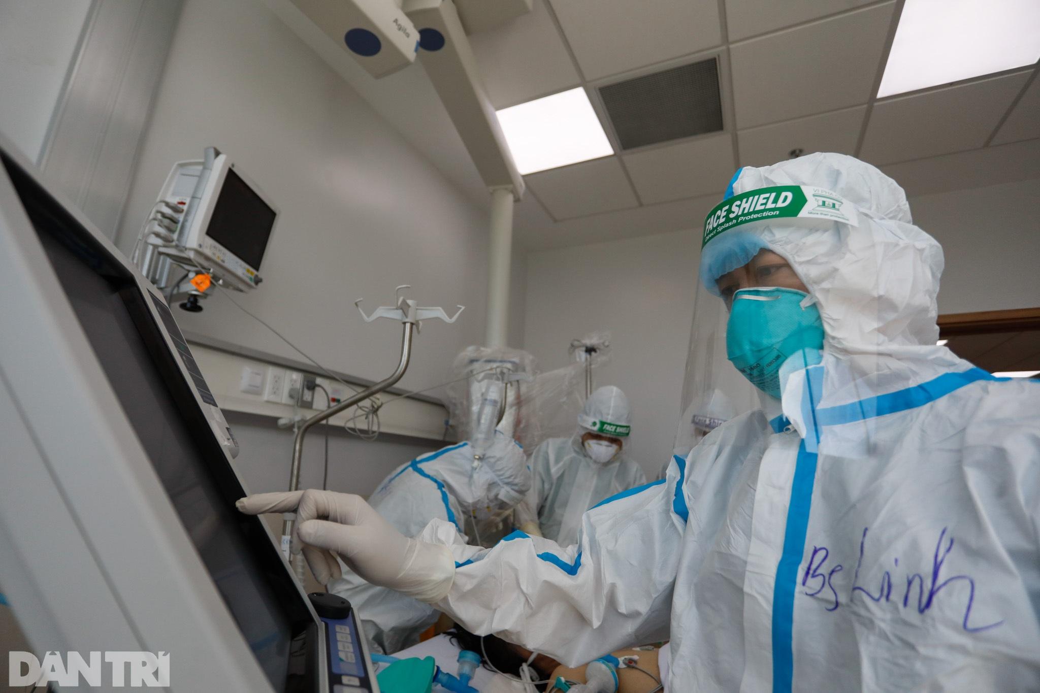 Bên trong Bệnh viện Hồi sức Covid-19 quy mô 1.000 giường ở TPHCM - 6