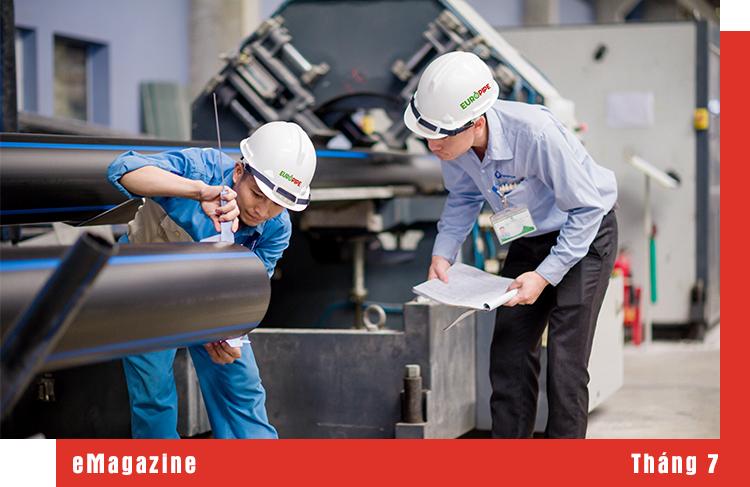 Tổng giám đốc doanh nghiệp ống nhựa hàng đầu Việt Nam: Chúng tôi là công ty duy nhất bảo hành sản phẩm 30 năm - 6