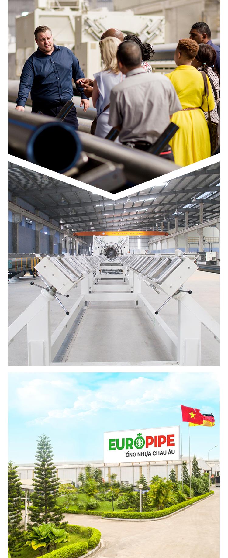 Tổng giám đốc doanh nghiệp ống nhựa hàng đầu Việt Nam: Chúng tôi là công ty duy nhất bảo hành sản phẩm 30 năm - 10