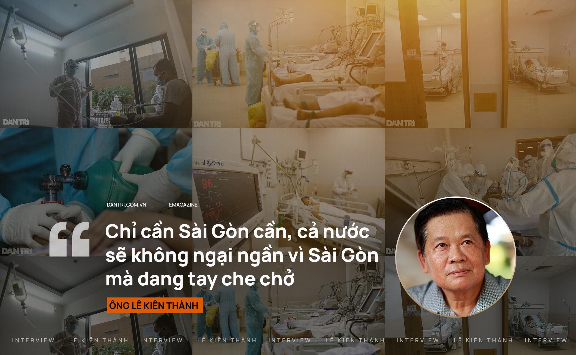 Con trai cố TBT Lê Duẩn: Cả nước đang dành những gì tốt nhất cho Sài Gòn - 5