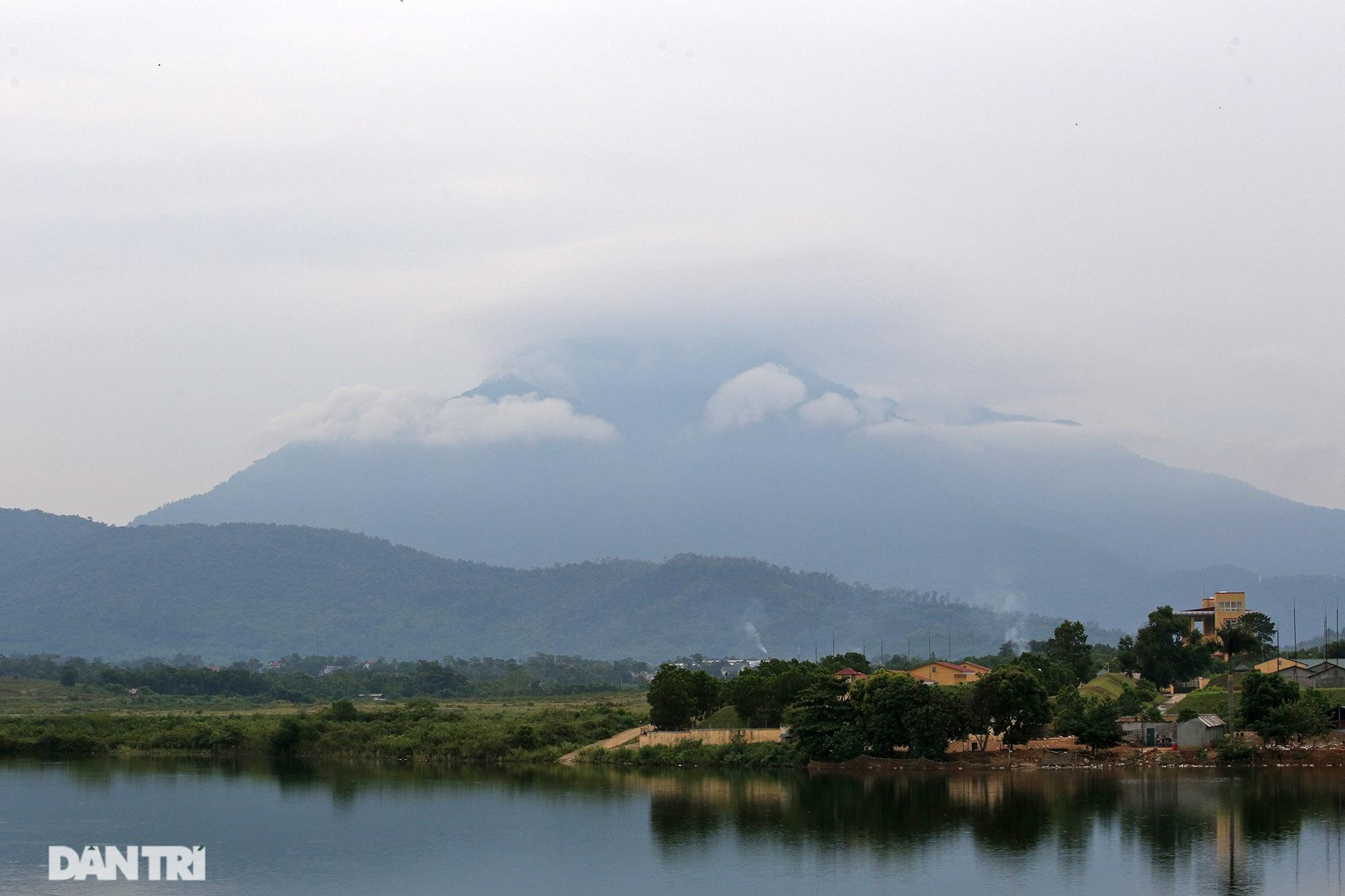 Phong cảnh đặc trưng của vùng đất xứ Đoài mây trắng - 4