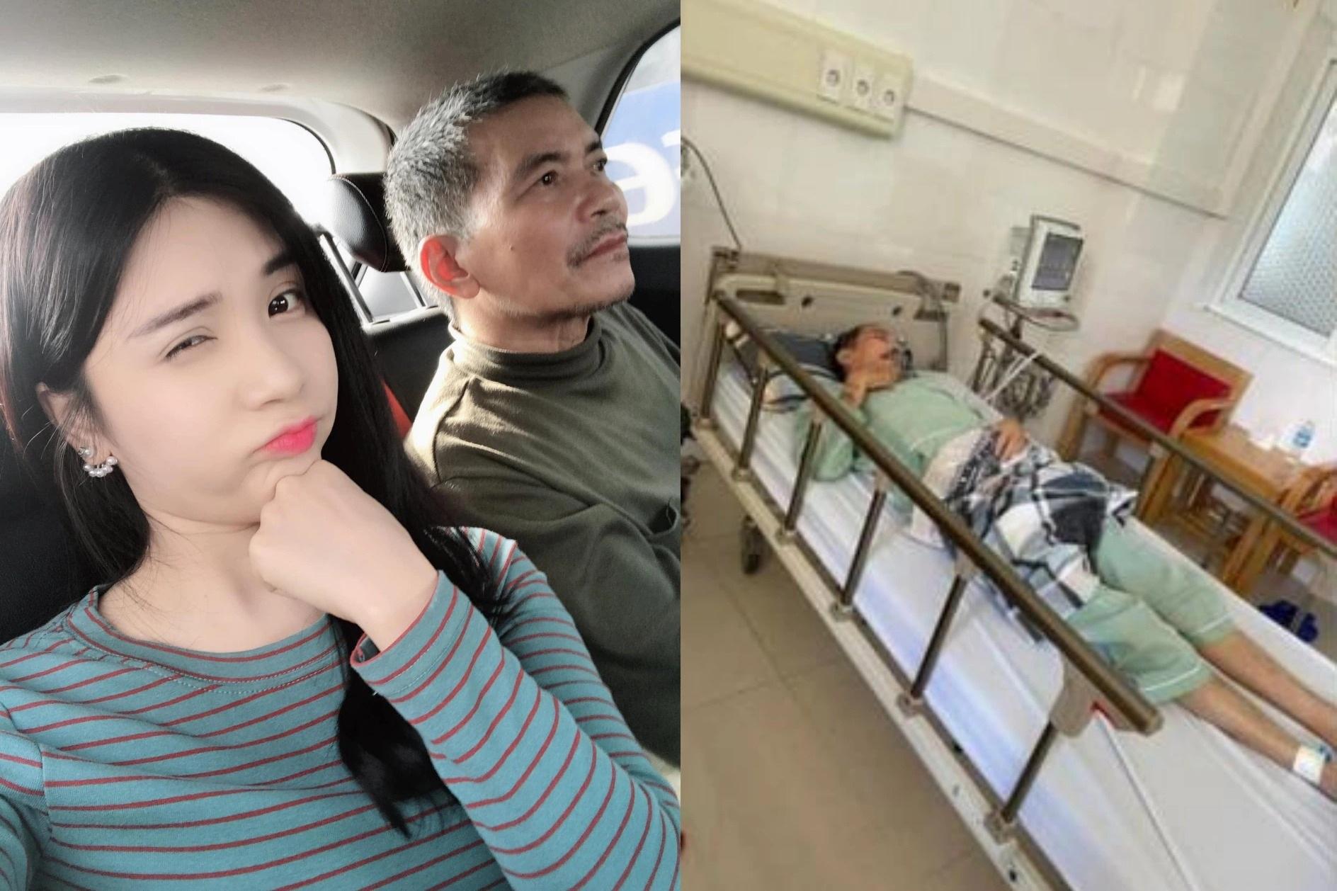 Bố diễn viên Thanh Bi Người phán xử qua đời vì ung thư phổi - 1