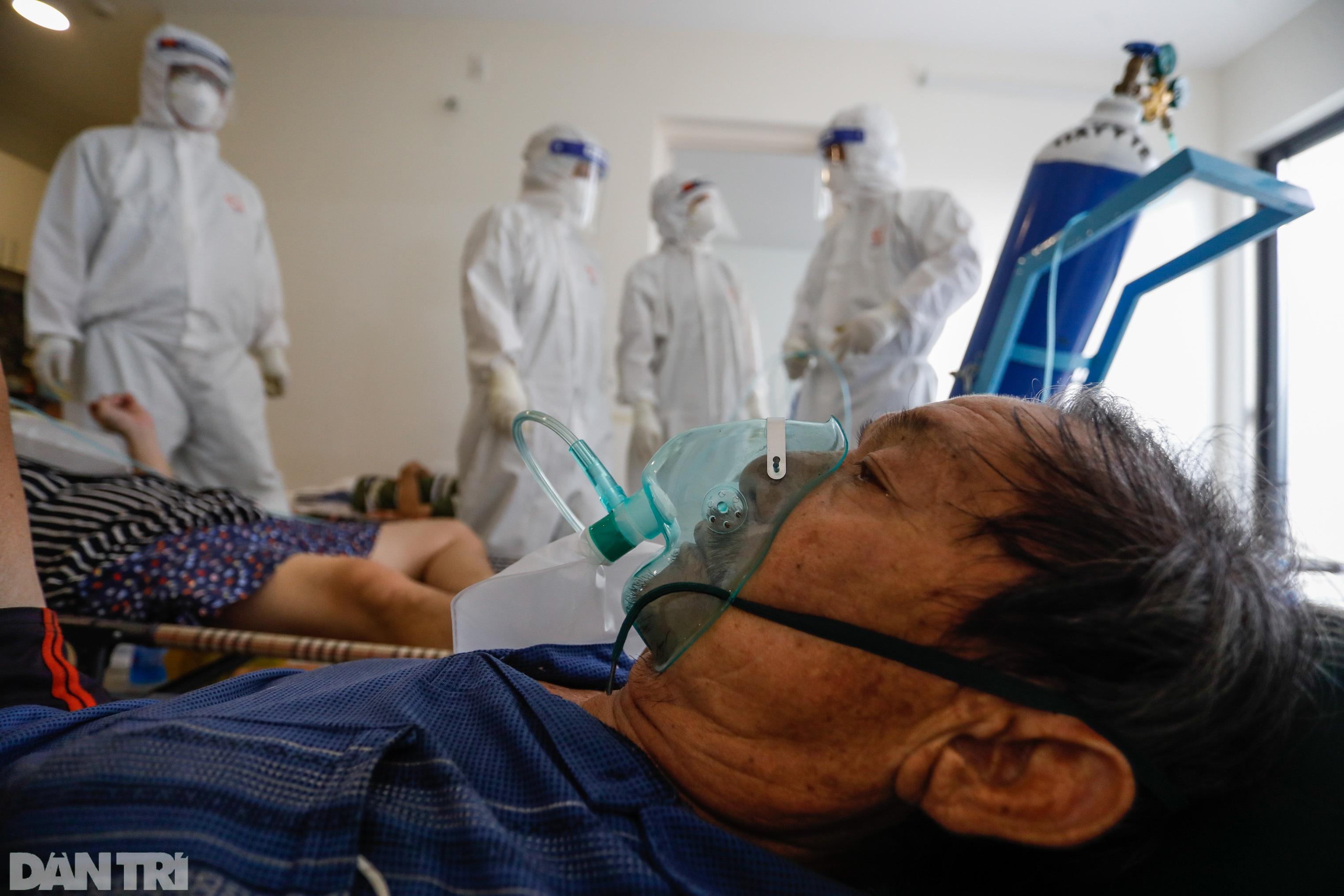Bác sĩ sáng chế bình oxy đặc biệt giúp hàng trăm F0 vượt cửa tử - 15