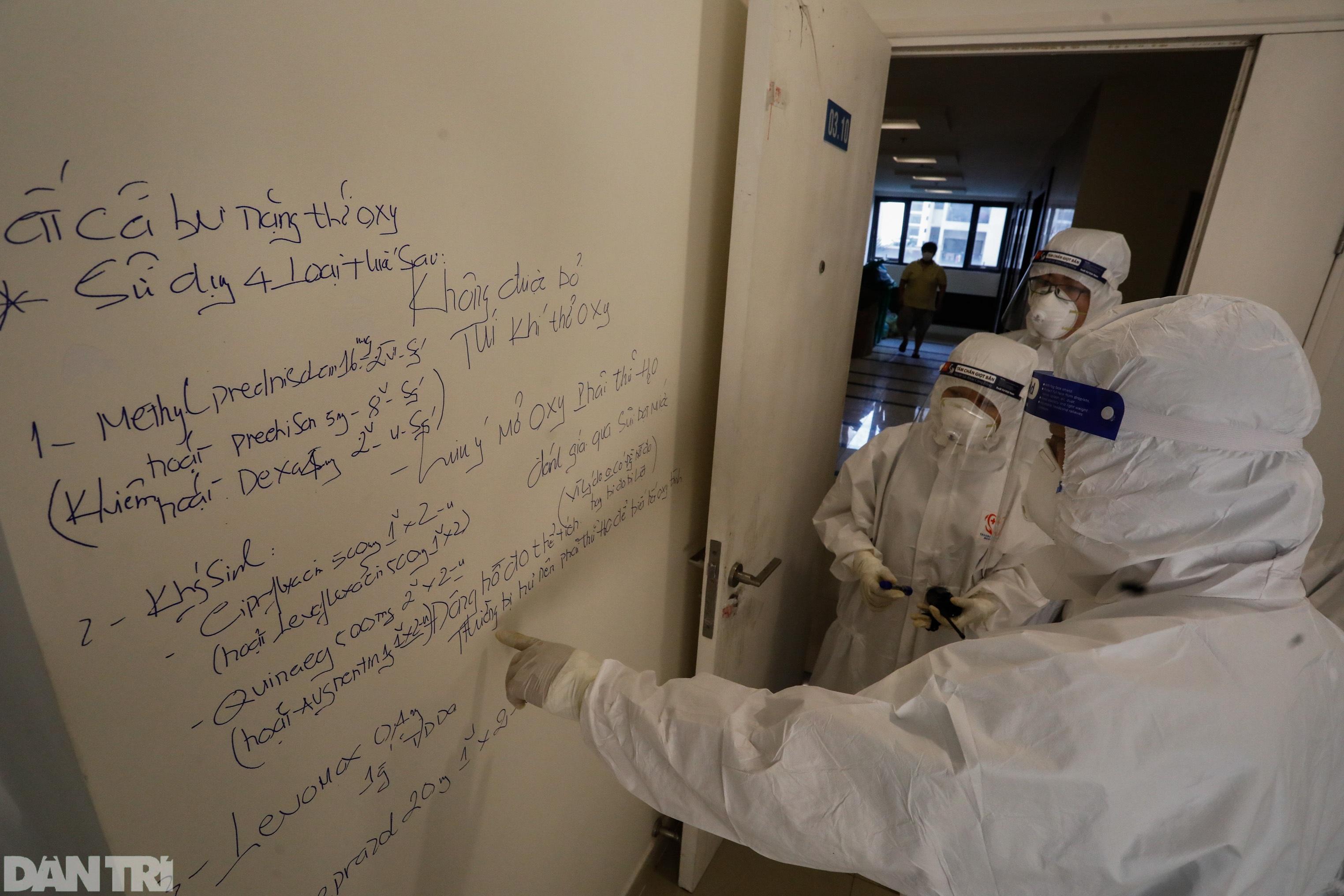 Bác sĩ sáng chế bình oxy đặc biệt giúp hàng trăm F0 vượt cửa tử - 10