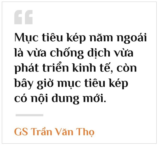 GS Trần Văn Thọ: Biện pháp cách tân nhanh chóng hỗ trợ người dân gặp khó - 3