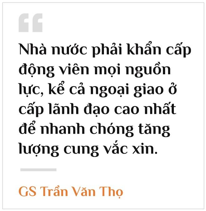 GS Trần Văn Thọ: Biện pháp cách tân nhanh chóng hỗ trợ người dân gặp khó - 5