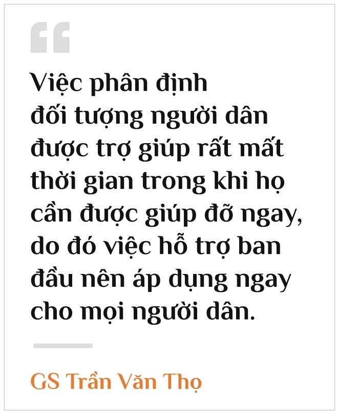 GS Trần Văn Thọ: Biện pháp cách tân nhanh chóng hỗ trợ người dân gặp khó - 7