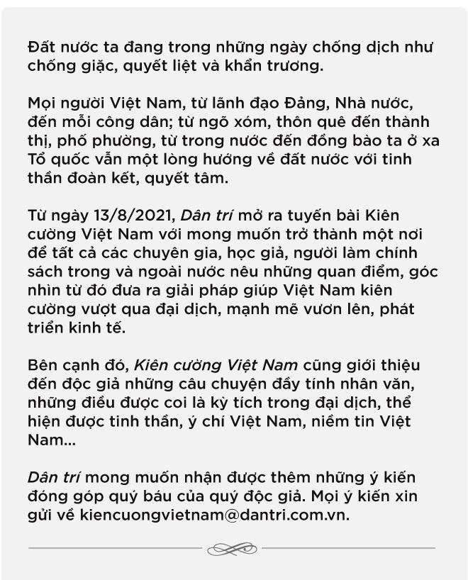 GS Trần Văn Thọ: Biện pháp cách tân nhanh chóng hỗ trợ người dân gặp khó - 9