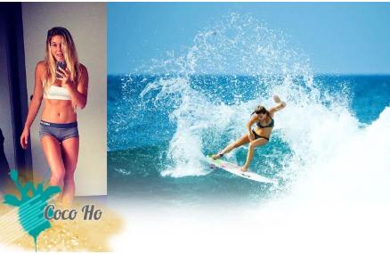 Nhan sắc những nữ vận động viên lướt sóng quyến rũ nhất thế giới - 8