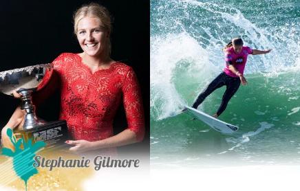 Nhan sắc những nữ vận động viên lướt sóng quyến rũ nhất thế giới - 10