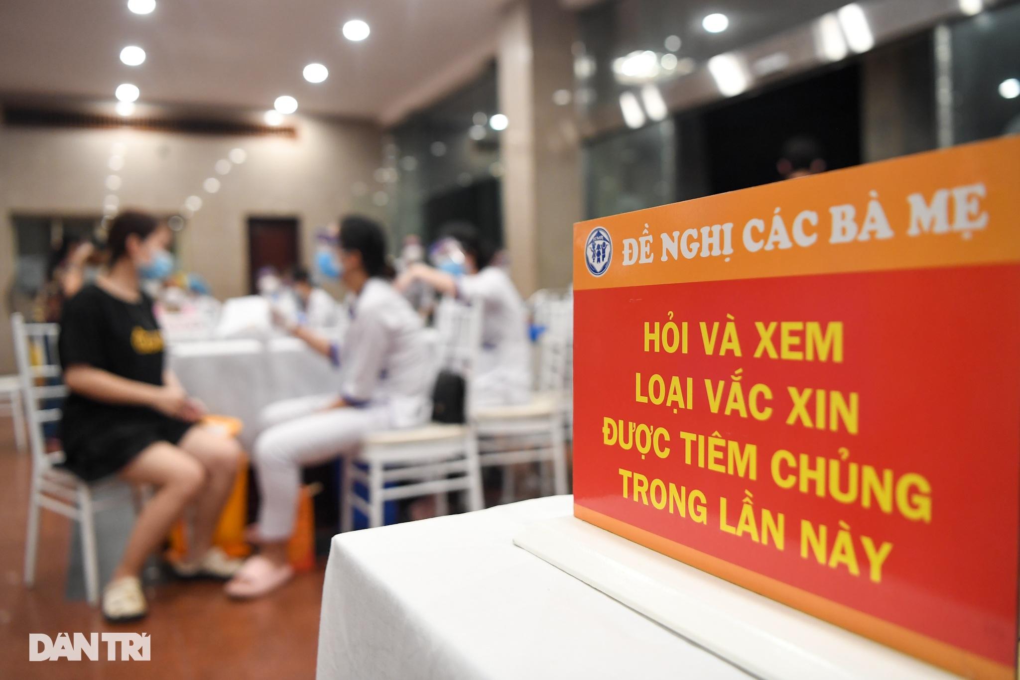 Ảnh: Toàn cảnh Chiến dịch truy vết và phủ vắc xin ngừa Covid-19 tại Hà Nội - 17
