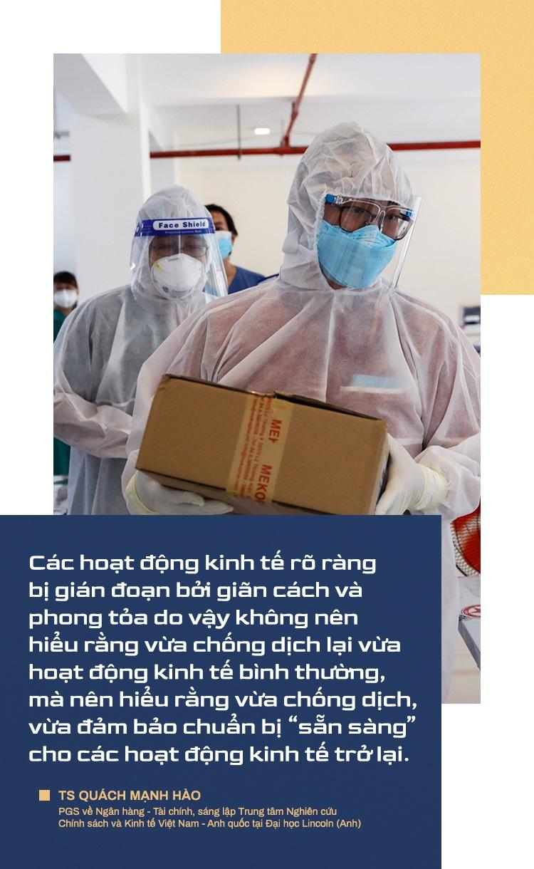 Việt Nam nên chuẩn bị cho việc mở cửa kinh tế trở lại như thế nào? - 9