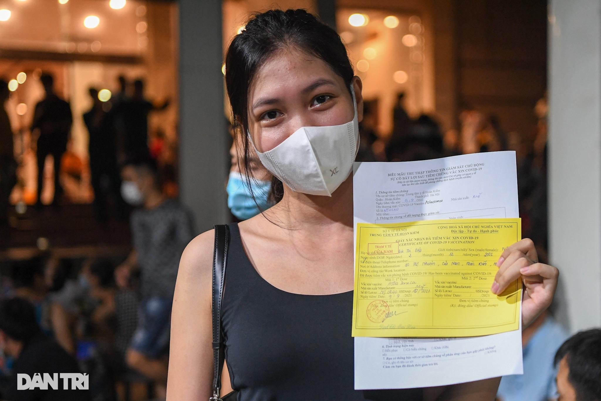 Toàn cảnh chiến dịch thần tốc bao phủ vắc xin Covid-19 tại Hà Nội - 2