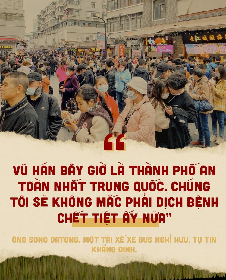 Cú hồi sinh ngoạn mục của Vũ Hán, ổ dịch Covid-19 đầu tiên trên thế giới - 6
