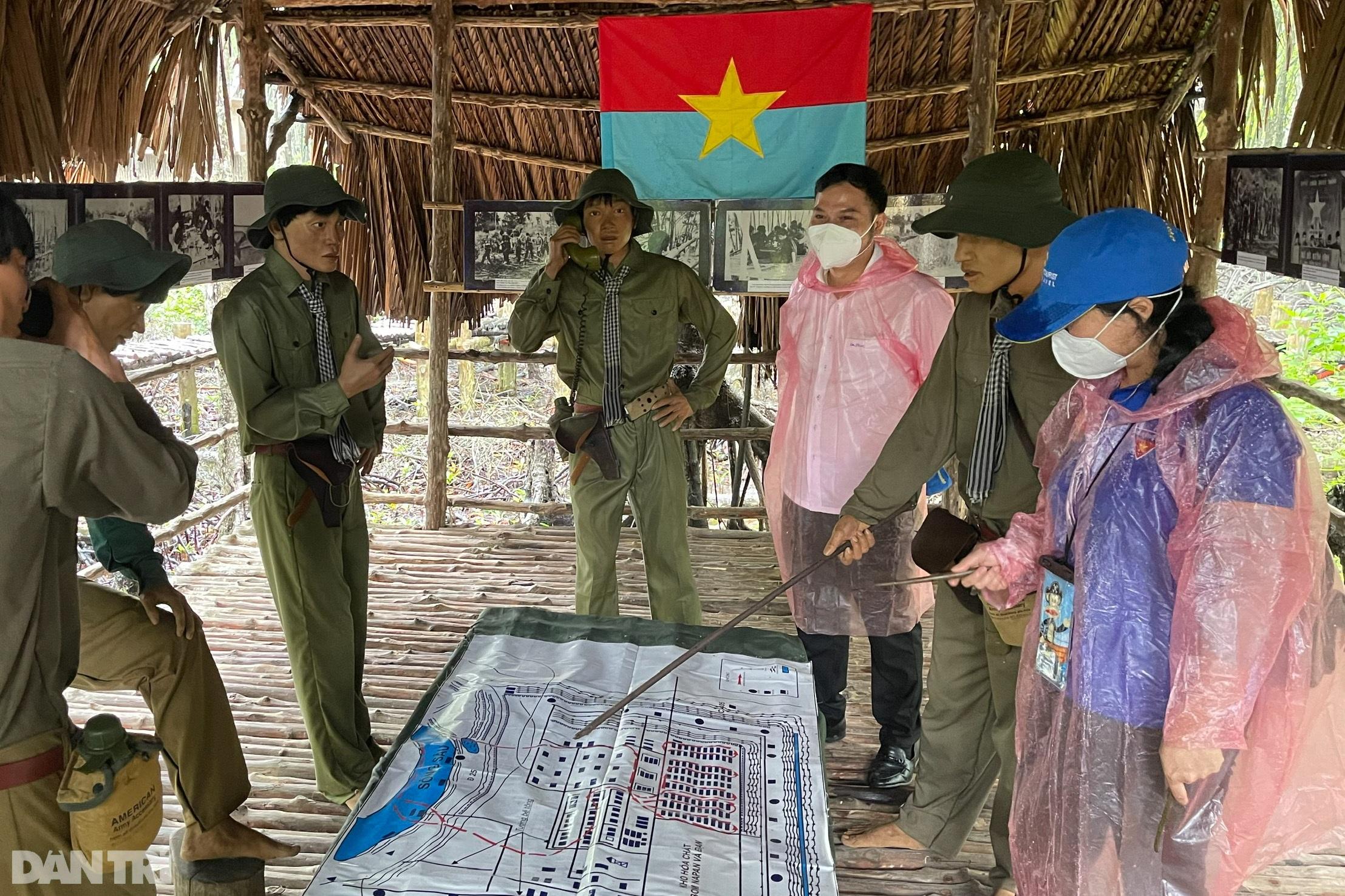 Cần Giờ, Củ Chi mở cửa du lịch, đón y bác sĩ chống dịch ở TPHCM tham quan - 3