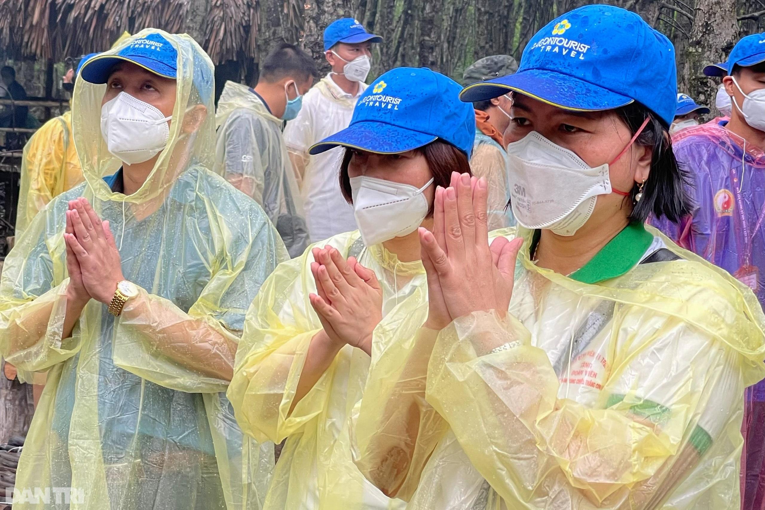 Cần Giờ, Củ Chi mở cửa du lịch, đón y bác sĩ chống dịch ở TPHCM tham quan - 6
